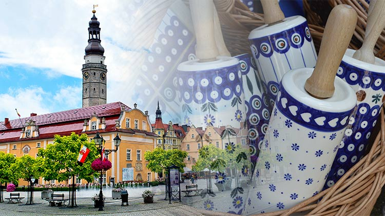 Polish Pottery, Boleslawiec Poland