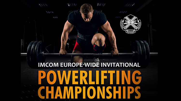 IMCOM Europe Powerlifting Championship
