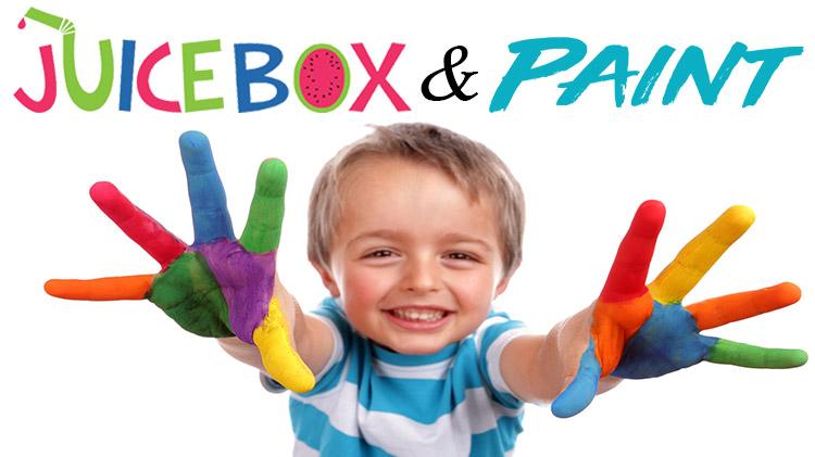 Juicebox & Paint