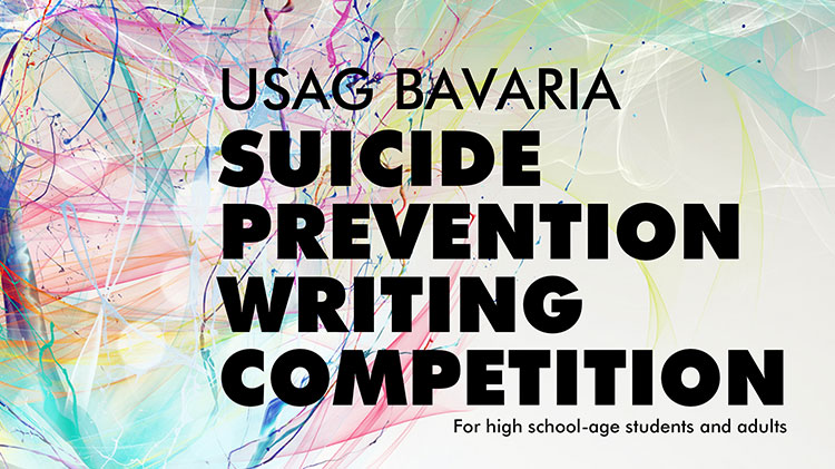 Suicide Writing Competition Winners