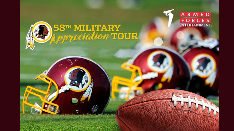 Washington Redskins Visit
