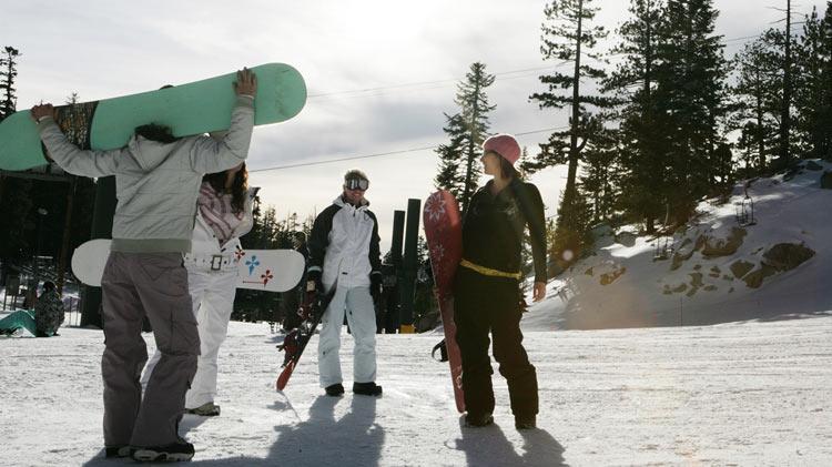 Ski/Snowboard at Soelden