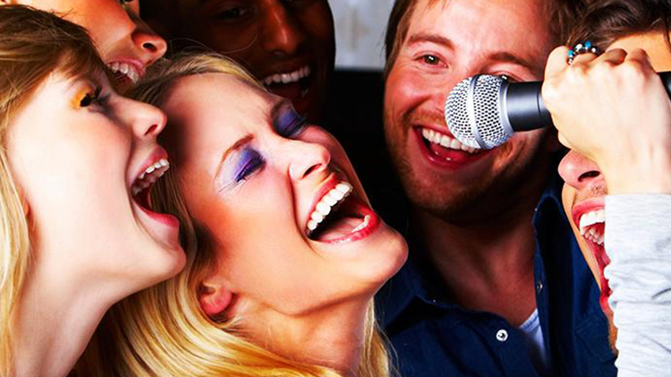 Spring Karaoke Competition