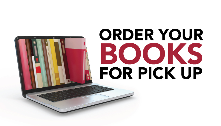 Order Your Books For Pick Up at the Library