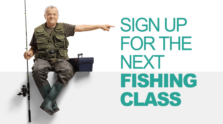 Fishing Class - FULL