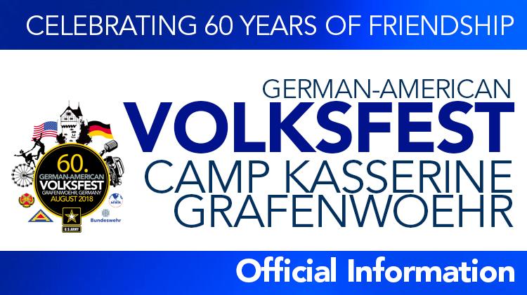 60th Annual Grafenwoehr German American Volksfest
