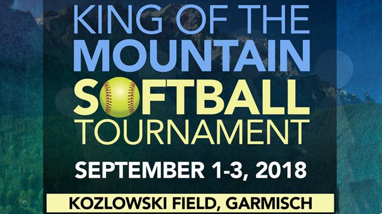 King of the Mountain Softball Tournament