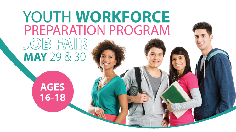 Youth Workforce Preparation Program - Job Fair