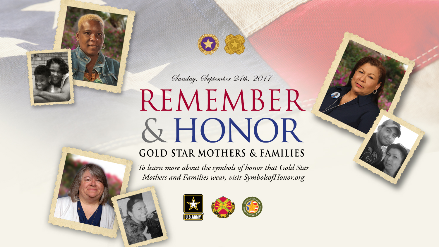 Goldstar Mothers and Families Observance