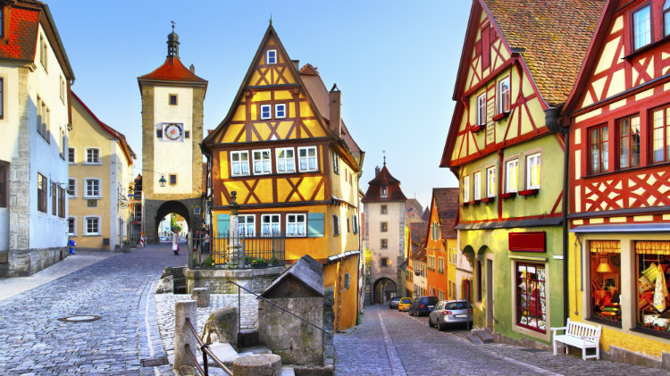 Rothenburg ob der Tauber Day Trip