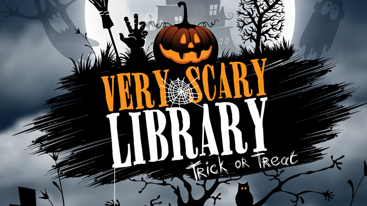 Very Scary Library