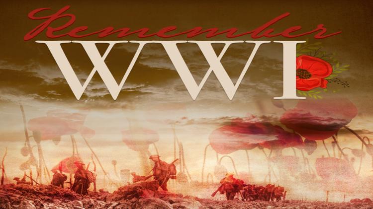 Remember WWI: Book Club