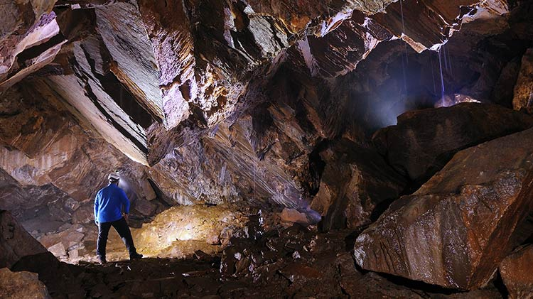 Caving Day Trip