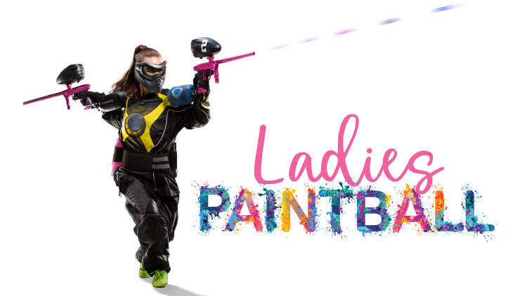 Ladies Only - Walk-on Paintball