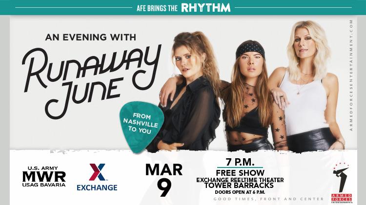 Runaway June Concert