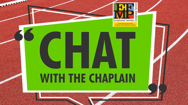Chat with the Chaplain