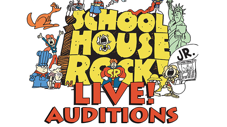 Auditions - School House Rock