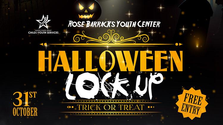 Youth Halloween Lock-In