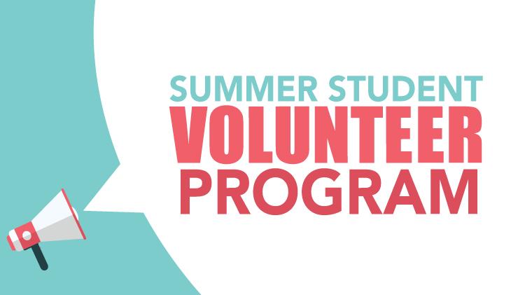 Summer Student Volunteer Program