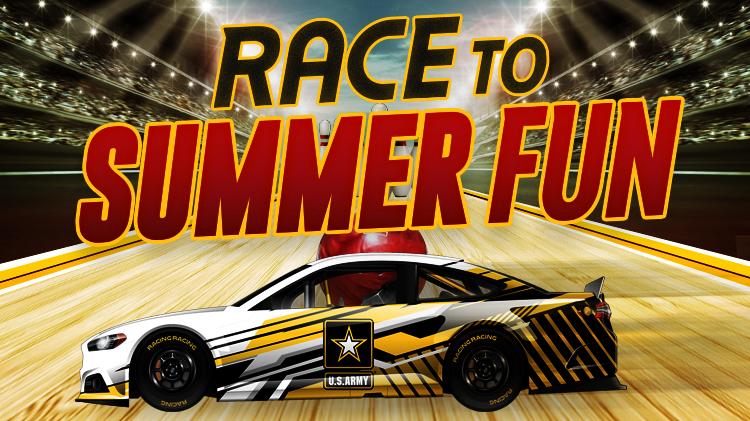 Win a NASCAR Fan Experience Trip for two!
