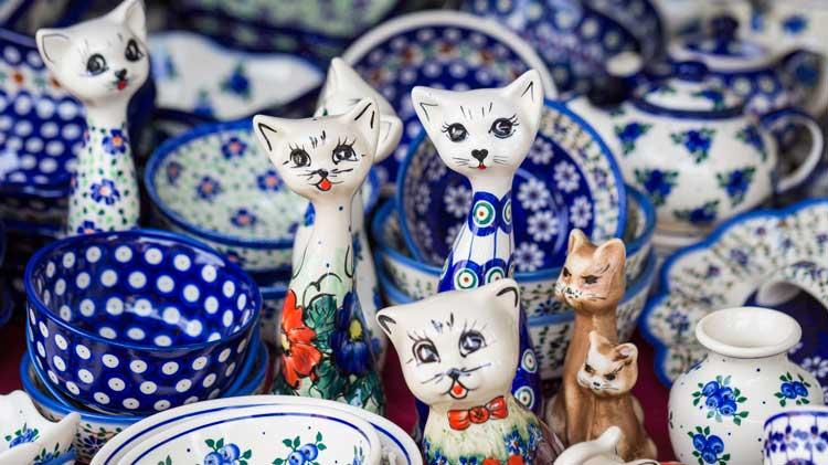 Polish Pottery, Poland