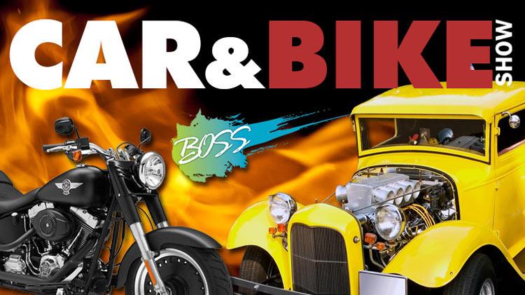 BOSS Car & Bike Show