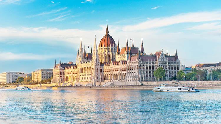 Budapest Express Tour