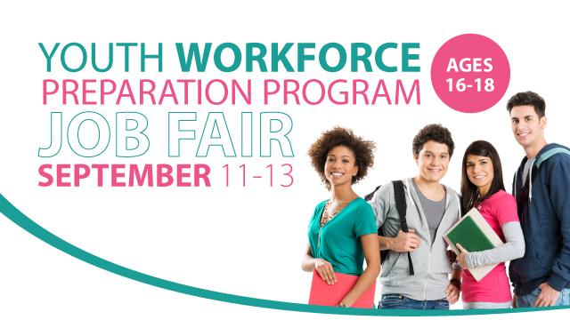 Youth Workforce Preparation Program - Job Fair