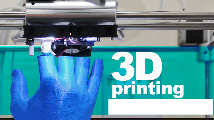 3D Print Services at the Library