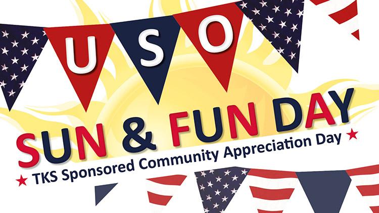 USO Sun & Fun Day