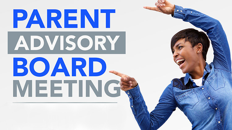 Parent Advisory Board Meeting