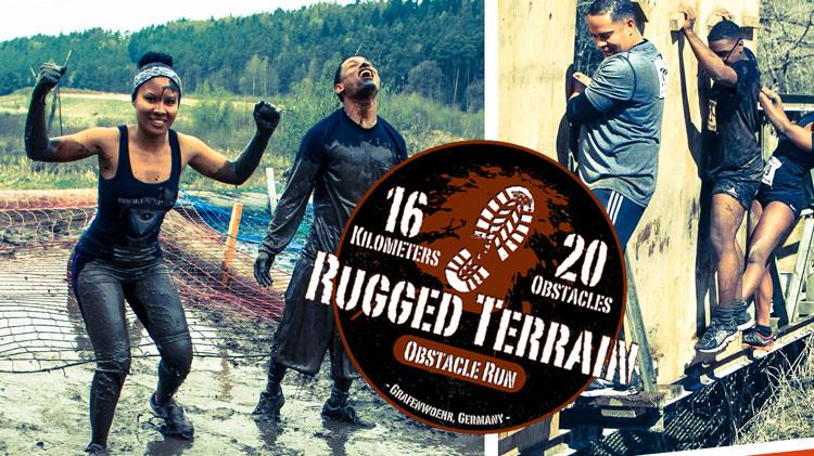 CANCELLED - 8th Annual Rugged Terrain Obstacle Run