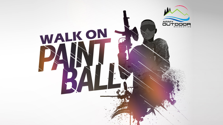 Walk-on Paintball