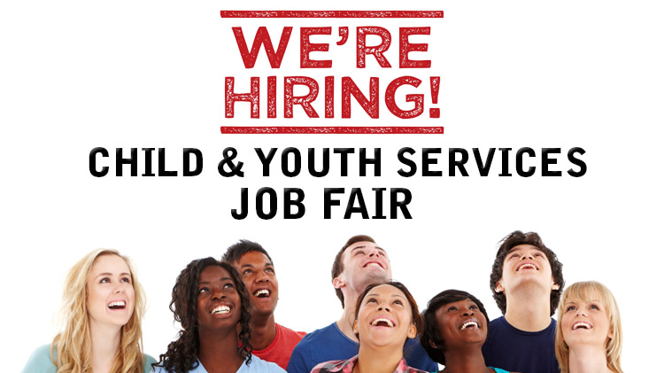 Child & Youth Services Job Fair