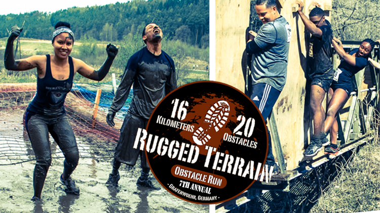 8th Annual Rugged Terrain Obstacle Run