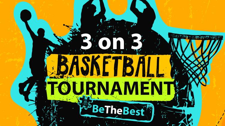 3 on 3 Basketball Tournament - CYS