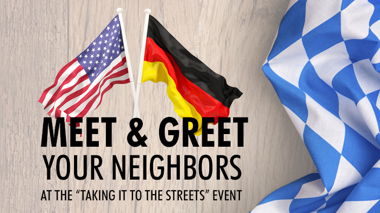Meet & Greet Your Neighbors