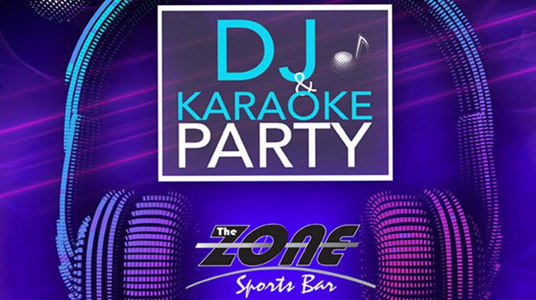 DJ & Karaoke Party