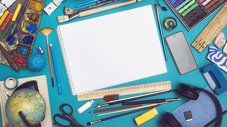 Sketchbook & Studio Saturday
