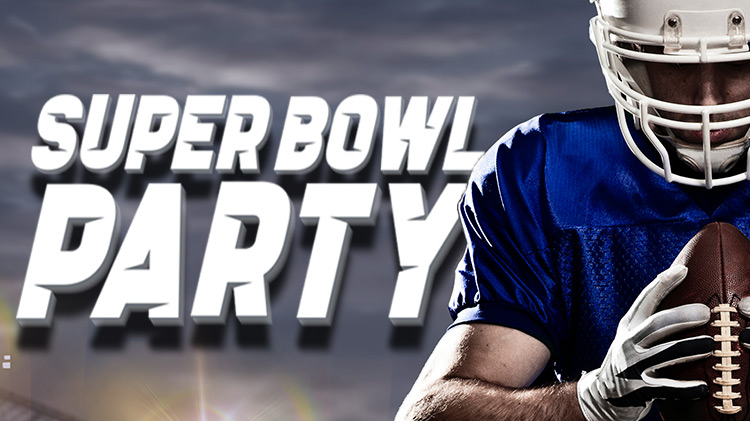 Super Bowl Parties!